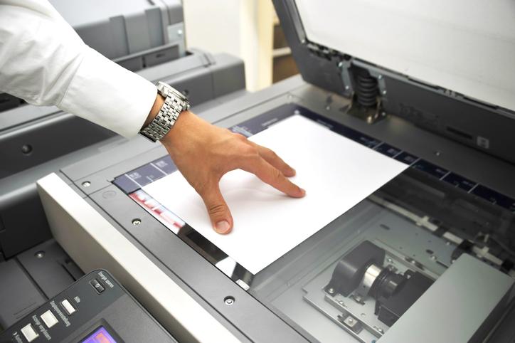 Czy każdy dokument można kserować?