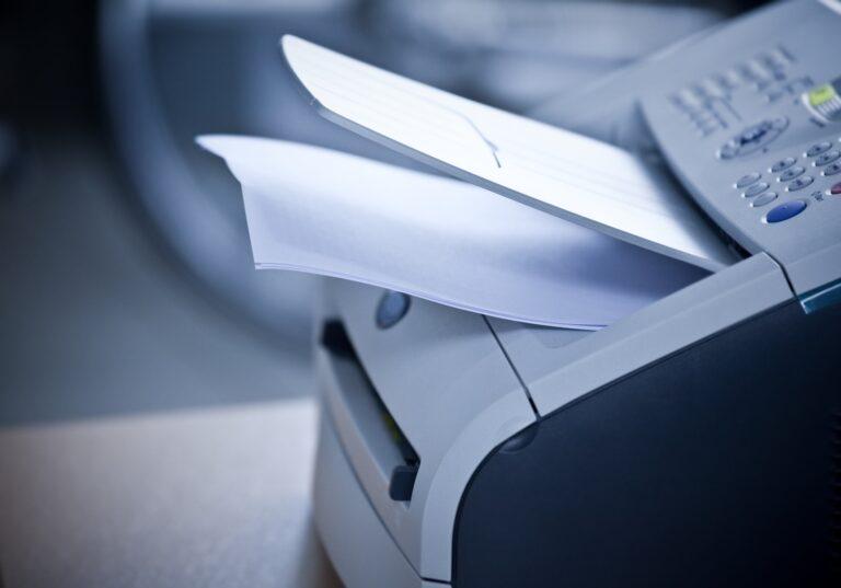 W jaki sposób działają drukarki laserowe?